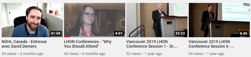 Vancouver conference youtube link